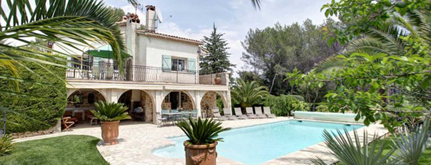 French Riviera Villa
